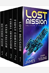 Oblivion Box Set: Books 1-5: Lost Mission, First Contact, Final Invasion, Star Fallen, Beyond Ruin Kindle Edition