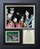 Legends Never Die KISS II Framed Photo