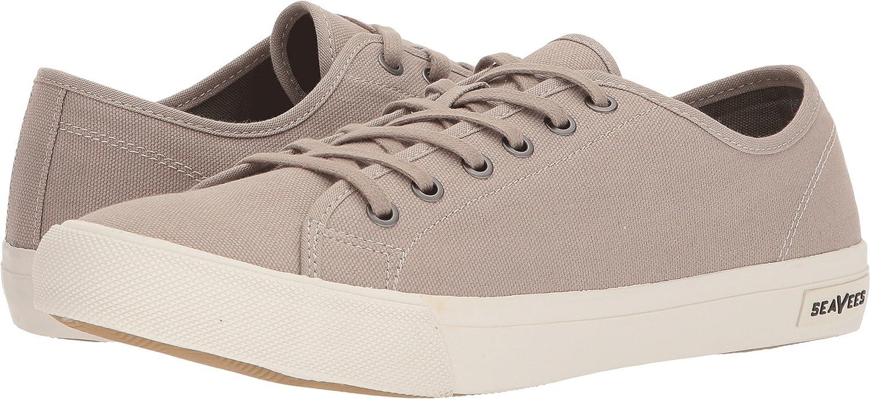 SeaVees Men's Monterey Standard Sneaker B0788953P8 7.5 D(M) US|Grey Khaki