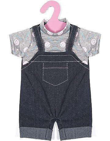 098749065 ZOEON Ropa de Muñecas para New Born Baby Doll, Trajes 17-18