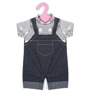 seleccione para mejor disfruta del precio de descuento nuevo autentico ZOEON Ropa de Muñecas para New Born Baby Doll, Trajes 17-18