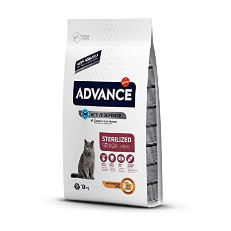 Advance Senior Sterilized - Pienso para Gatos Esterilizados de más ...