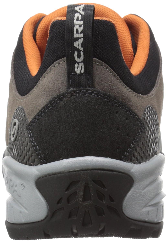 SCARPA Men's Zen EU/11.6 Pro Hiking Shoe B0126JTJ18 45.5 EU/11.6 Zen M US|Charcoal/Tonic 92a9ec