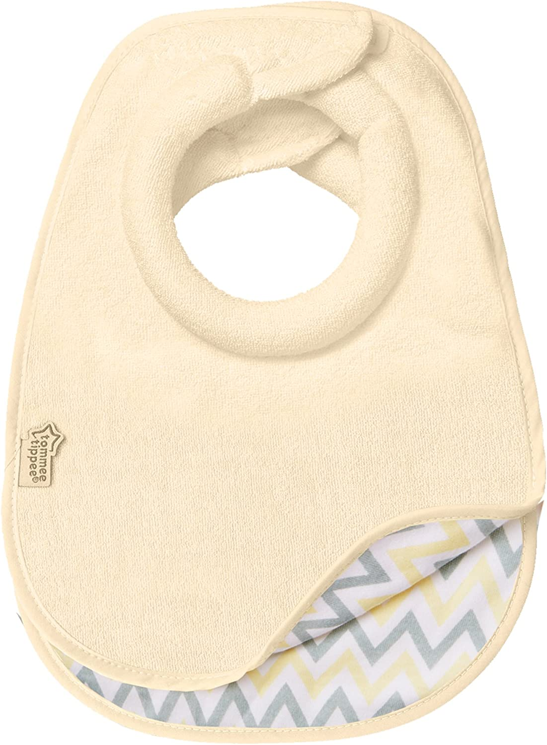Tommee Tippee Closer To Nature 2 Lait Alimentation Bavoir absorbant Dribble Catcher