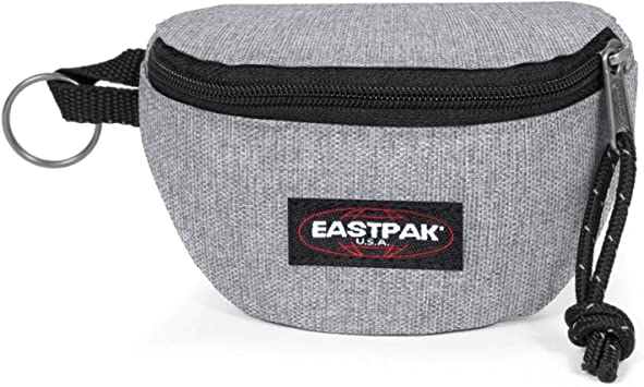 Eastpak Mini Springer Monedero, 12 cm, Gris (Sunday Grey ...