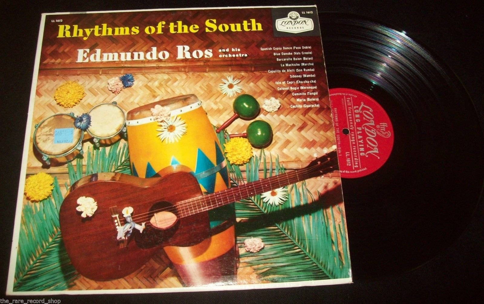Rhythms Of The South by London Full Frequency Stereophonic Sound