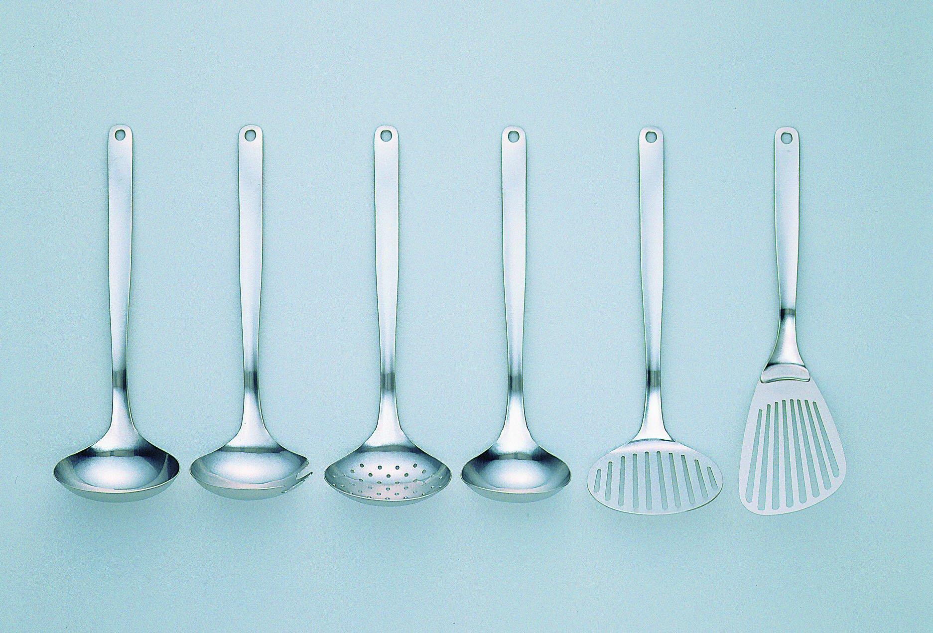 Sori Yanagi Kitchen tool set 6pcs (Japan Import)