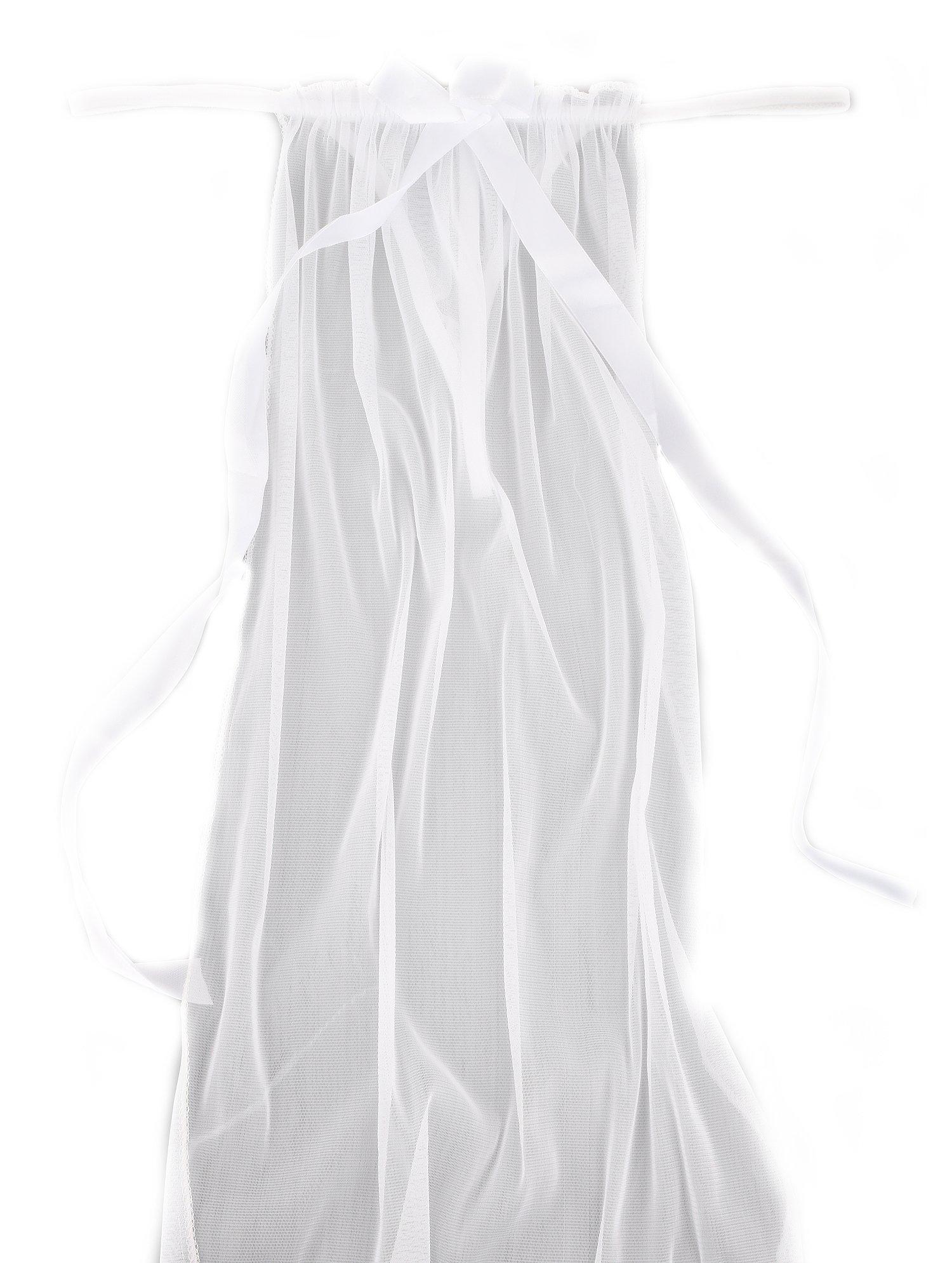 Winfunup Women Sexy Briefs Tulle G String Bride Underwear Wedding accessories