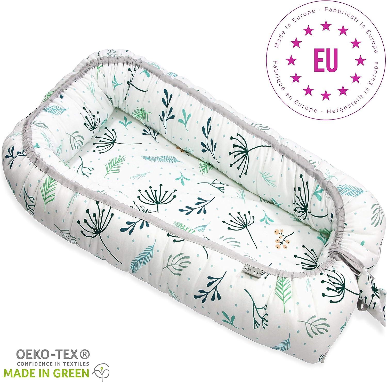 TinyStar: Nido Para Bebés buena calidad de sueño Multifuncional Reductor 0-6 Meses