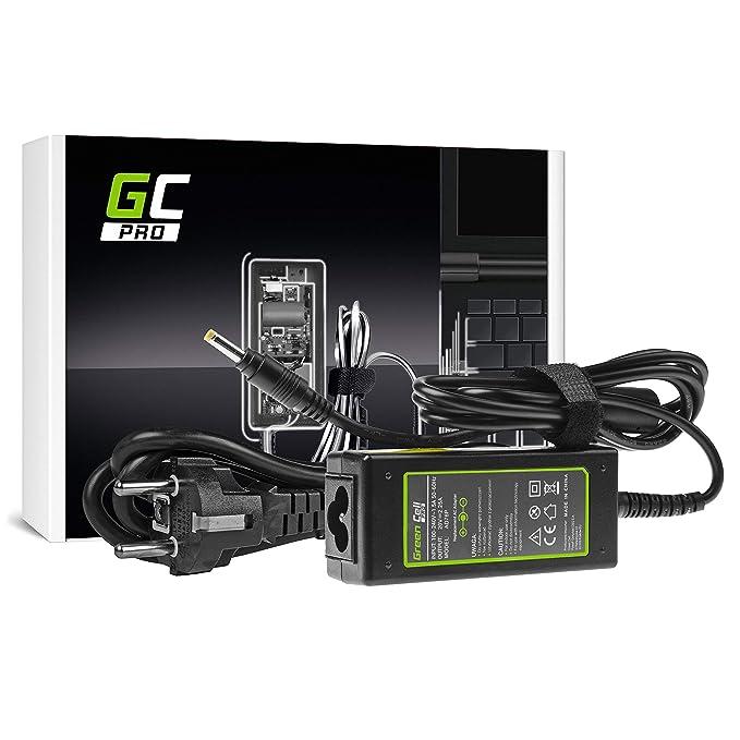 GC Pro Cargador para Portátil Lenovo IdeaPad 100 100-15IBD 100-15IBY 100s-14IBR 110 110-15IBR Yoga 510 520 Ordenador Adaptador de Corriente (20V 2.25A ...