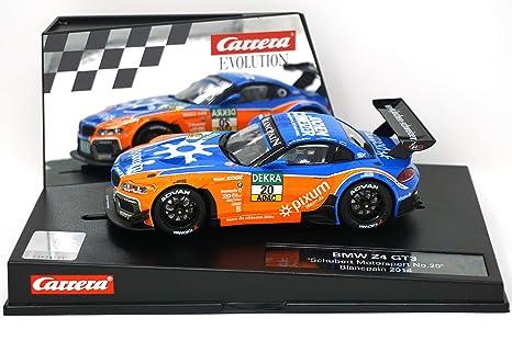 Carrera Evolution 27512 gt3 bmw z4 schubert motorsport no.20, blancpain 2014
