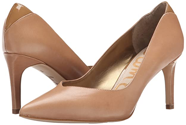 bbe7bc18eb Sam Edelman Women's Orella Dress Pump Golden Caramel 9.5 B(M) US: Buy Online  at Low Prices in India - Amazon.in