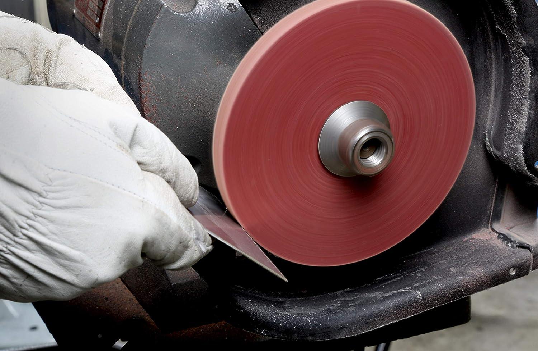 821 12 in x 1//8 in x 1-1//4 in Standard Abrasives A//O Unitized Wheel 890122