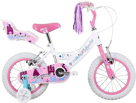 Bicicleta para niña Sonic SON067 con motivo de princesa, rueda de ...