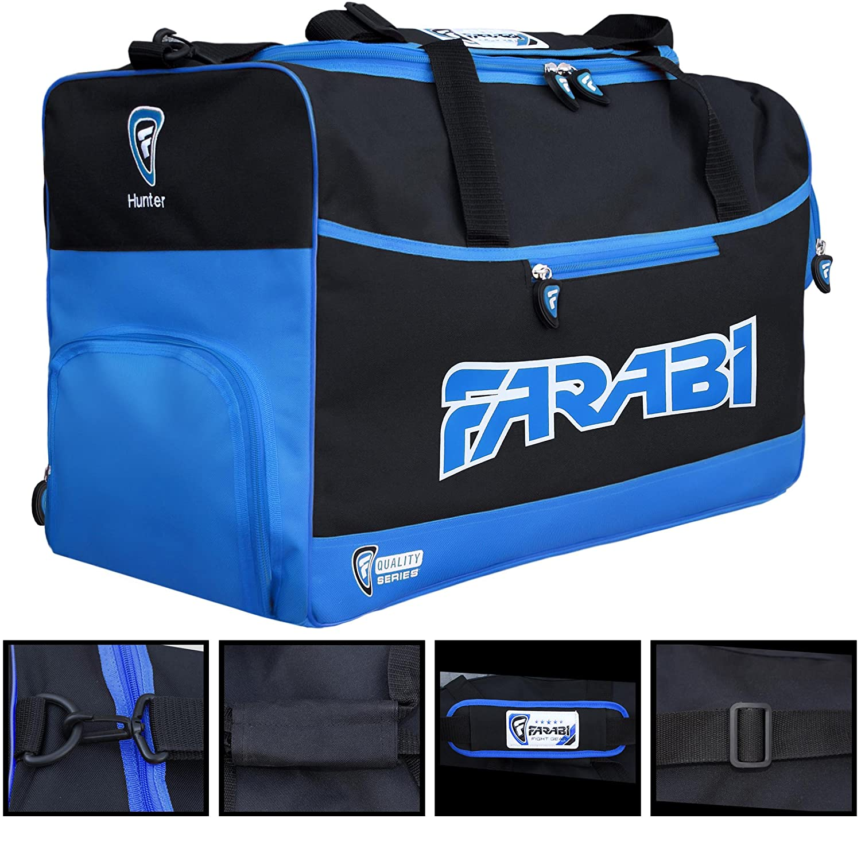 Kit Bag MMA Farabi Gym Fitness Workout Gear Bag Boxing Gear Bag