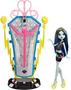 Monster High Freaky Fusion Frankie Recharge Chamber
