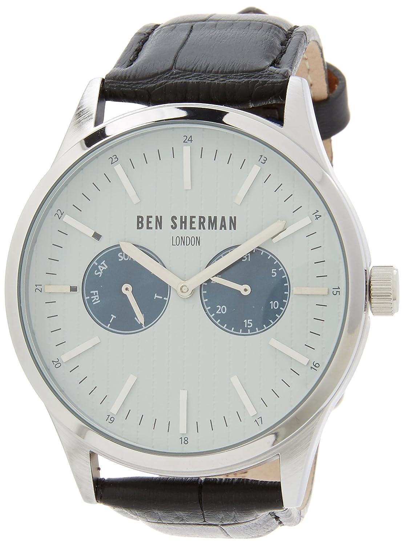 Ben Sherman Herren-Armbanduhr Analog Quarz WB024SA