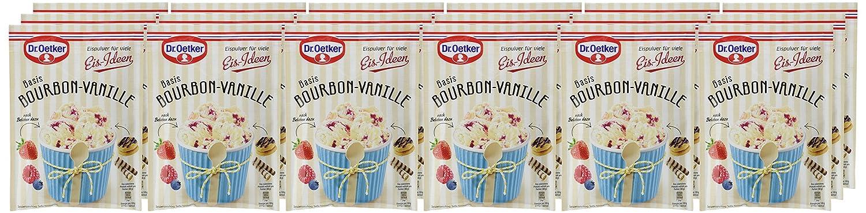 Dr Oetker Eispulver Bourbon Vanille 18er Pack 18 X 102 G Amazon