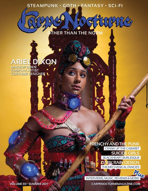 Download Carpe Nocturne Magazine Summer 2017: Volume XII Summer 2017 pdf