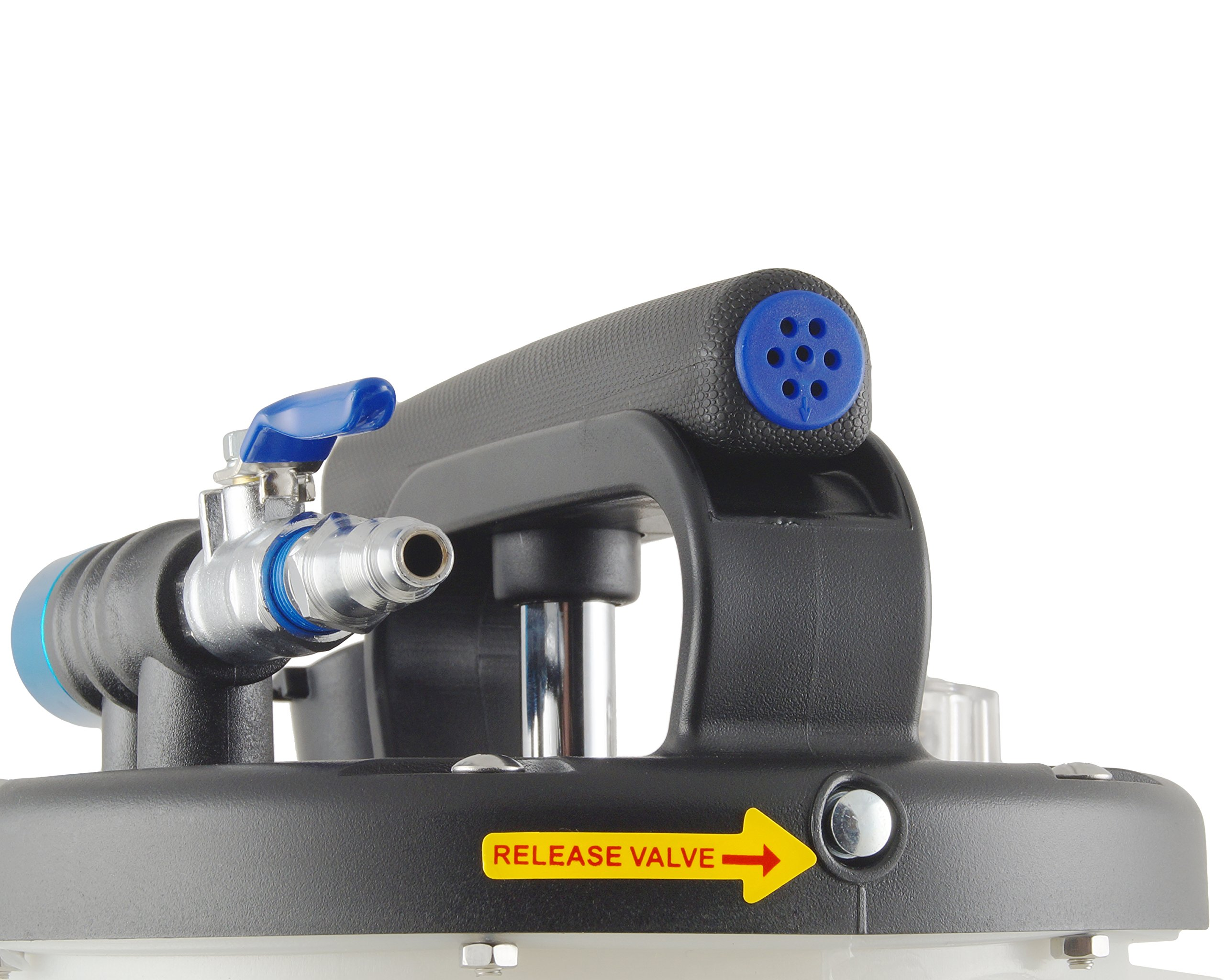EXtoil 15 Liter Professional Pneumatic Oil Extractor by EXtoil (Image #2)