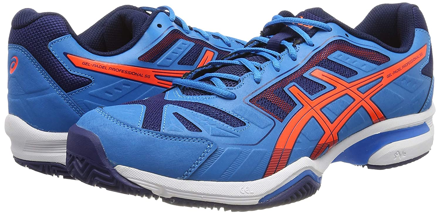 Amazon.com: Asics Mens Running Shoes blue Size: 8: Shoes