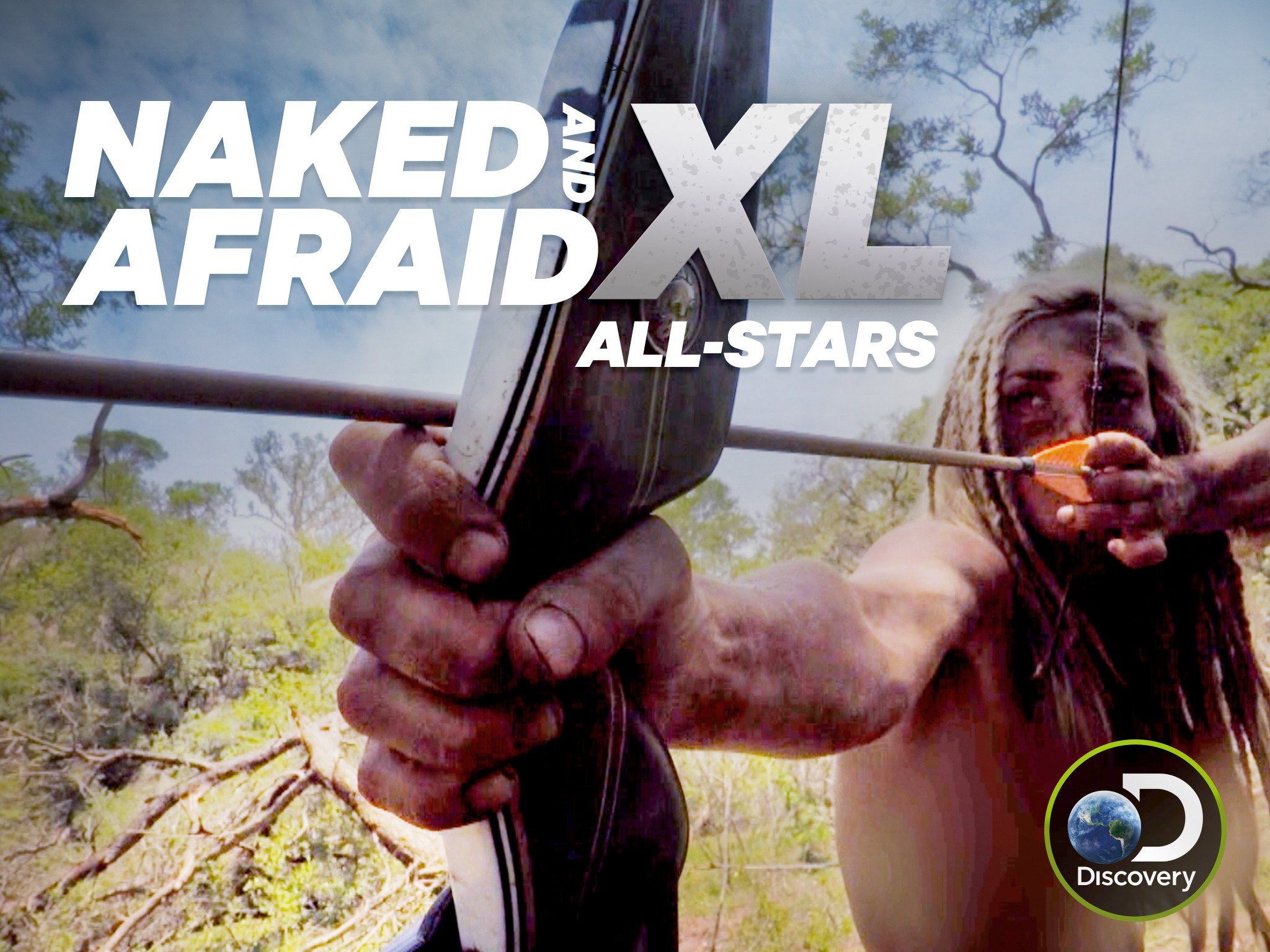 Watch Naked And Afraid Xl Season  Prime Video