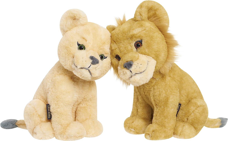 Disney's The Lion King Nuzzling Simba & Nala Plush - Amazon Exclusive