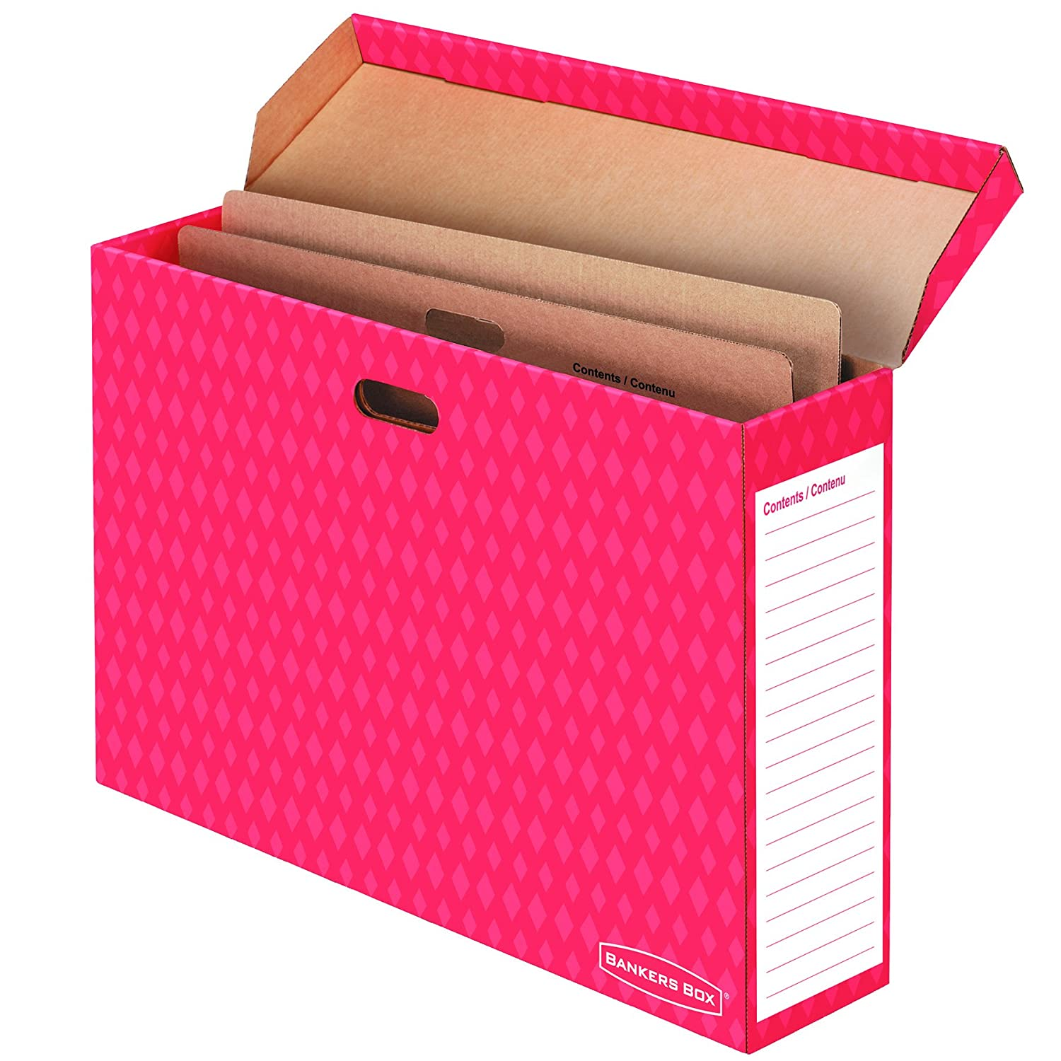 Delightful Amazon.com : Bankers Box Classroom Bulletin Board Storage Box 19.13 X 28.63  X 7.50 : Themed Classroom Displays And Decoration : Office Products
