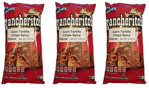 Amazon.com: Sabritas Mexican Chips Large Bag (3-pack) (Botanas Mexicanas Bolsa Grande) ((3-Pack) Tostitos Flamin Hot 7.07 oz)