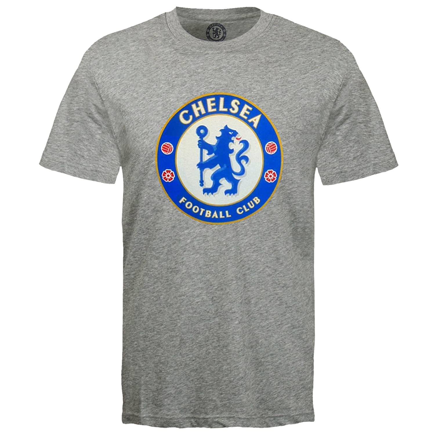 6cca709956 ... HAZARD FABREGAS TERRY Amazon.com Chelsea Football Club Official Soccer  Gift Mens Crest T-Shirt Clothing ...