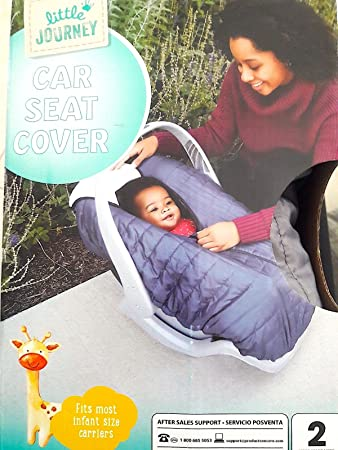 a27808d01d3 Amazon.com   Little Journey Car Seat Cover   Baby