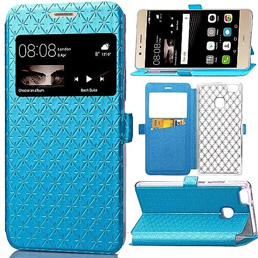 60 opinioni per bdeals Cover Huawei P9 Lite(mini)- luxury Portafoglio Protettiva Custodia in