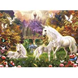 Ravensburger Magical  14195 Puzzle Unicorni