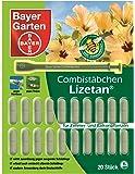 Bayer Garten Lizetan Combi Lot de 20bâtonnets insectes extérieur, beige, 1,1x 17x 22,5cm
