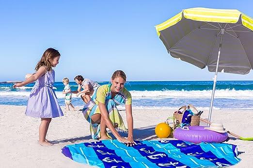 EverEarth - Toalla de Playa o Piscina E Lite (EE33749): Amazon.es: Juguetes y juegos