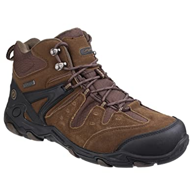 Mens Rendcomb Rugged Style Walking Boots