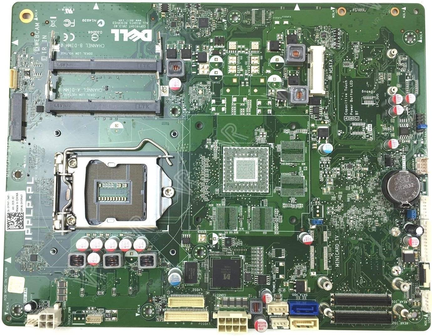 """YTPH7 Dell XPS One 2720 27"""" AIO Intel Motherboard s115X"""