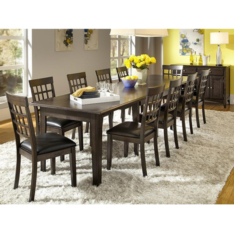 "Amazon A America Bristol Point 132"" Rectangular Dining Table"