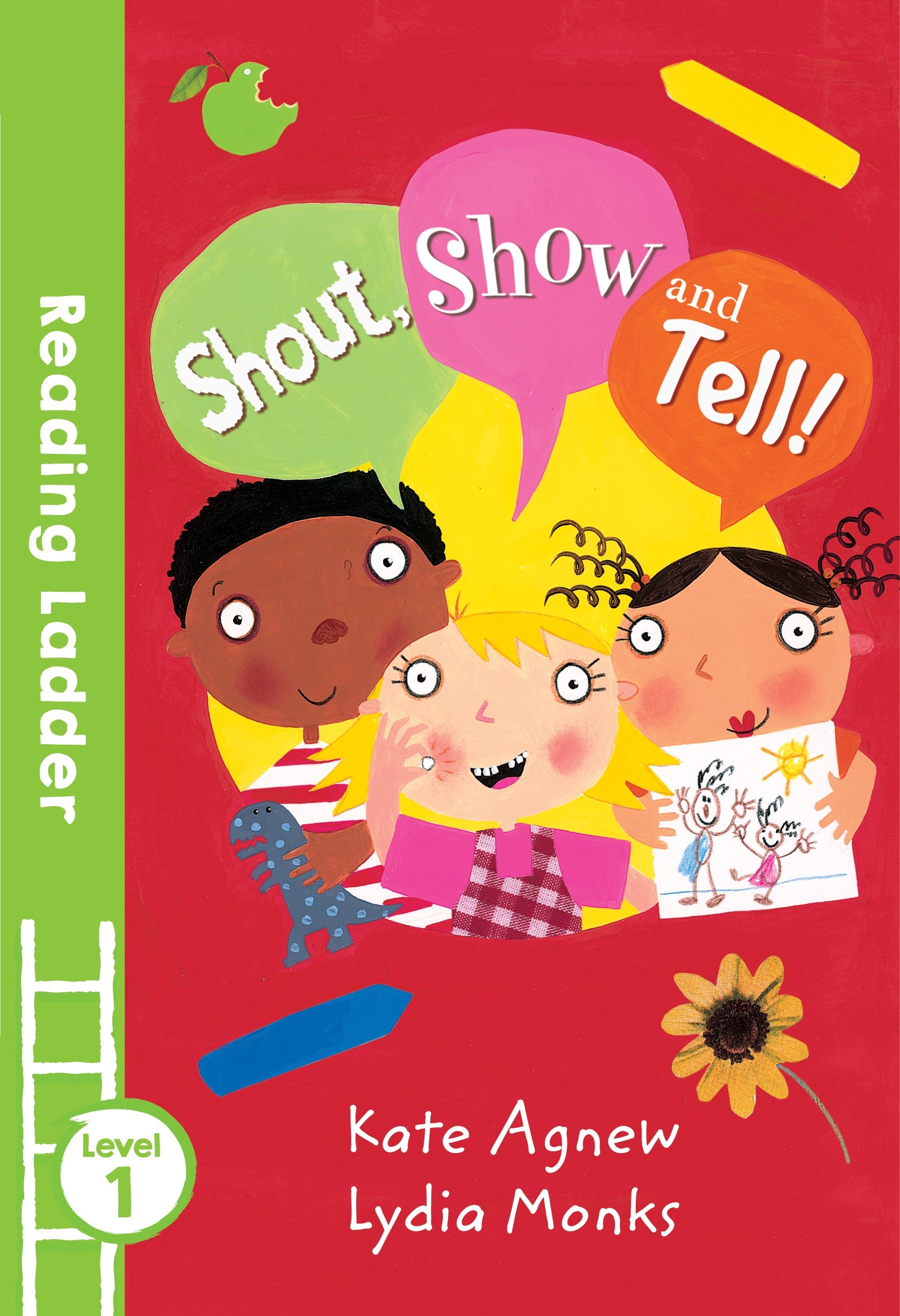 Shout, Show & Tell (Reading Ladder) pdf