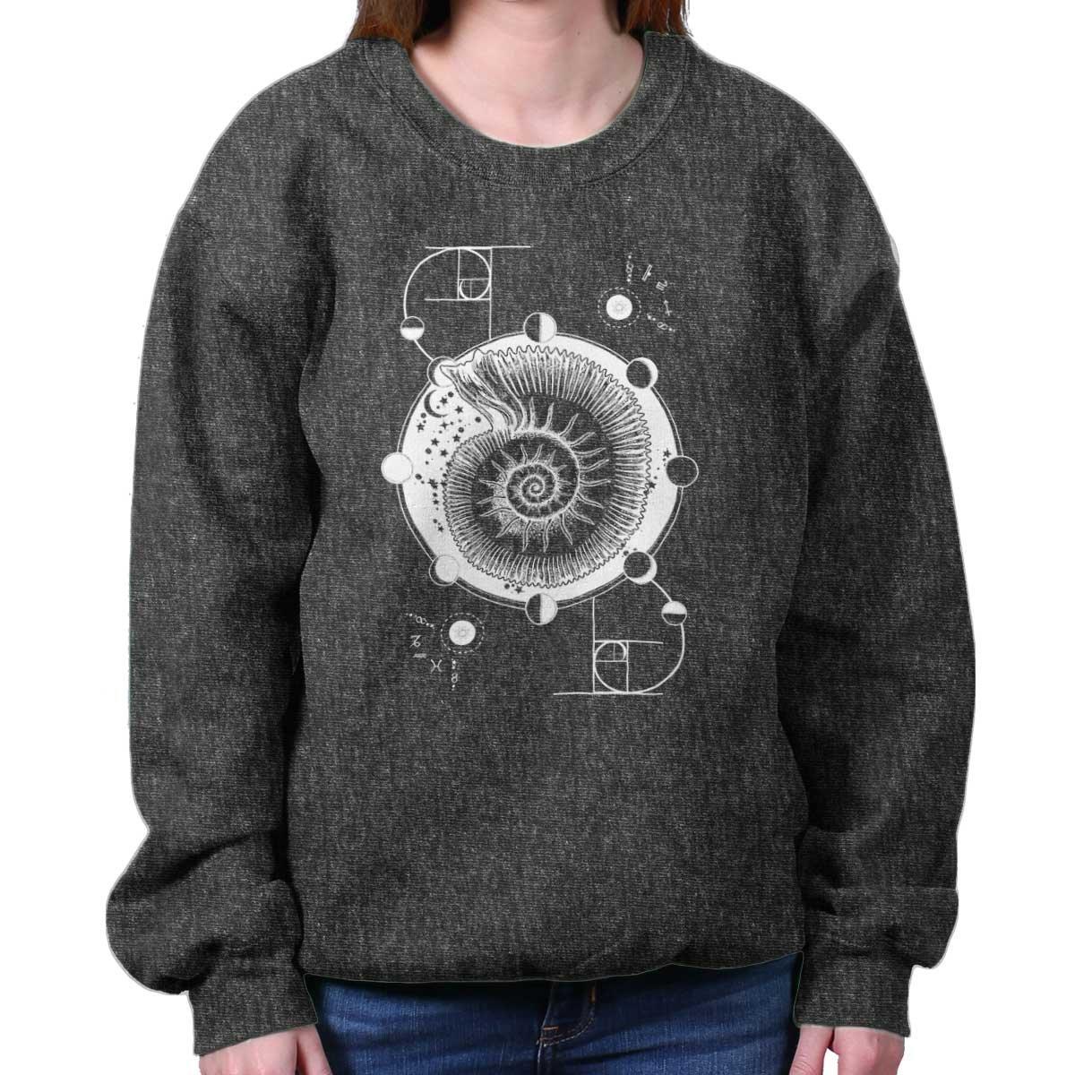Amazon Nautilus Shell Symbolic Meaning Spiritual Fleece