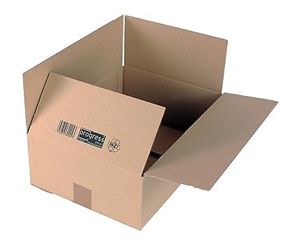 progressCARGO PC K10.04 - Caja de embalaje (cartón ondulado, 1 ...