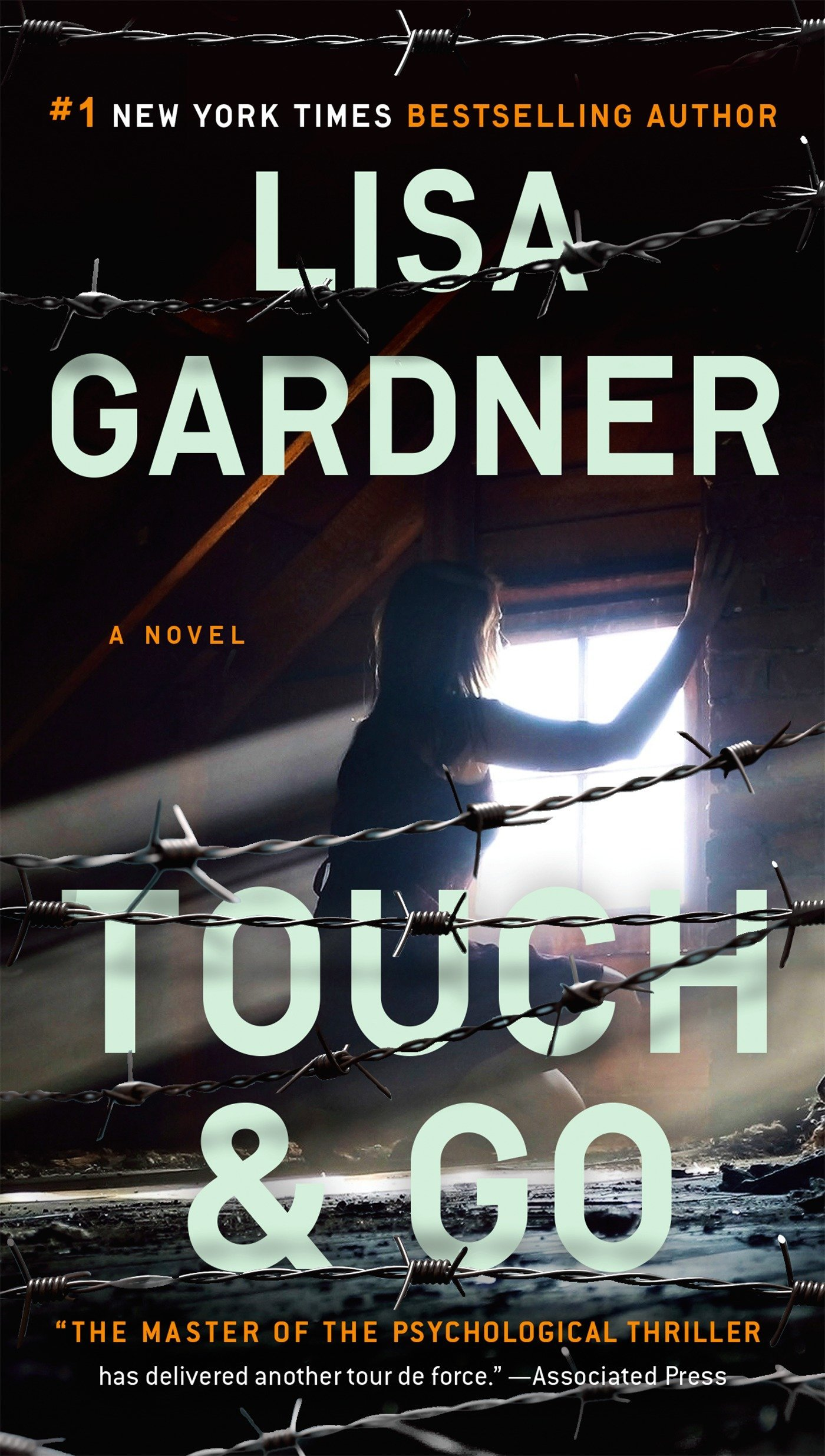 Touch & Go (A Tessa Leoni Novel)
