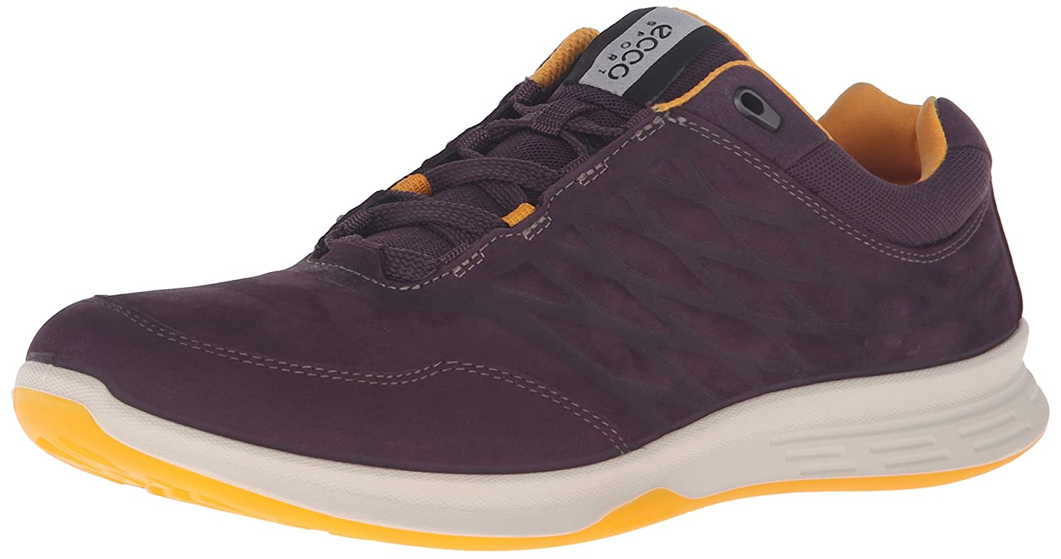 Mauve ECCO Women's Exceed Low Fashion Sneaker