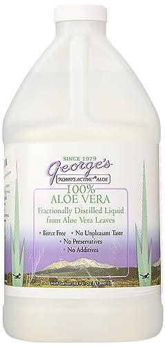 George's Aloe Vera Supplement