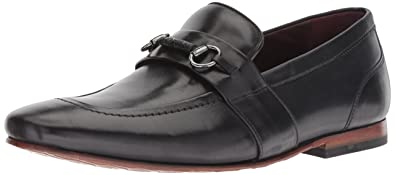 af4cdcc3133 Ted Baker Men s DAISER Loafer Black Leather 7 ...