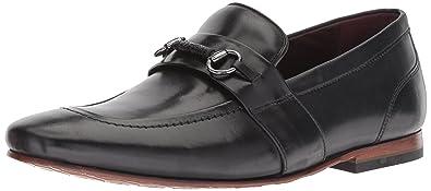 38c58fd59 Ted Baker Men s DAISER Loafer Black Leather 7 ...