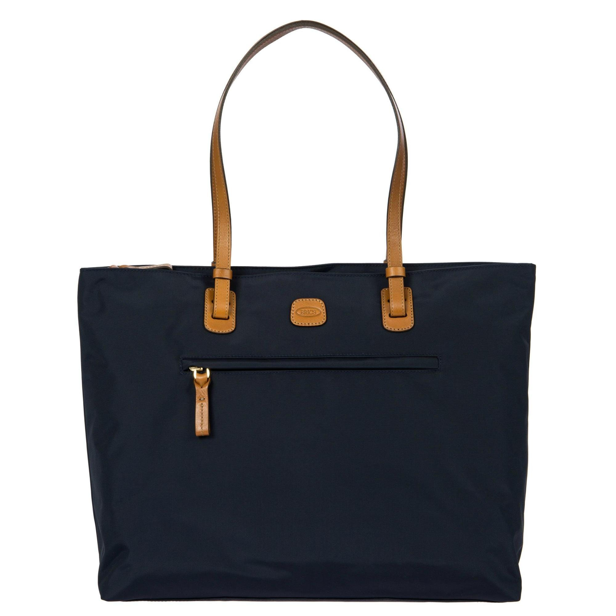 Bric's Women's X x-Travel 2.0 Ladies' Business Tablet Bag Laptop Tote, Navy, One Size