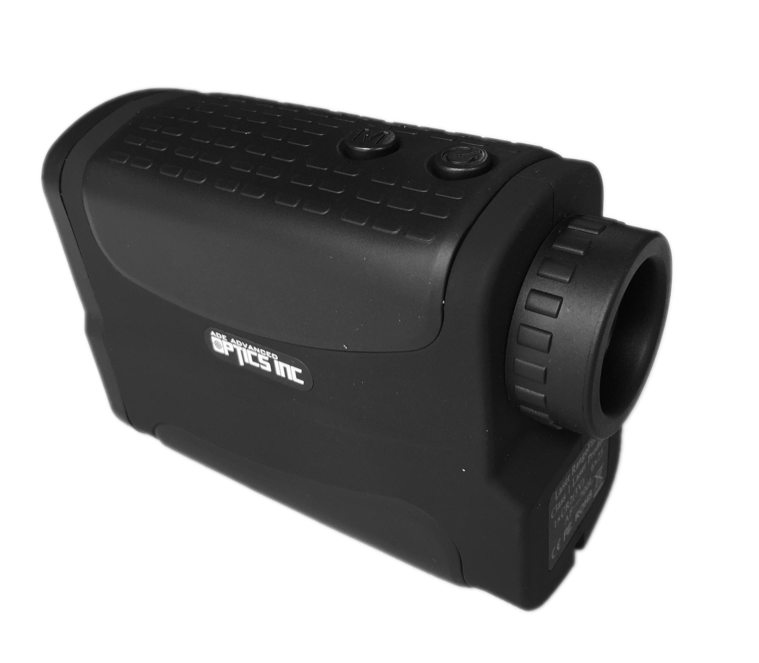 Ade Advanced Optics Laser Rangefinder for Hunting and Golf, 700 yd/6X 25mm