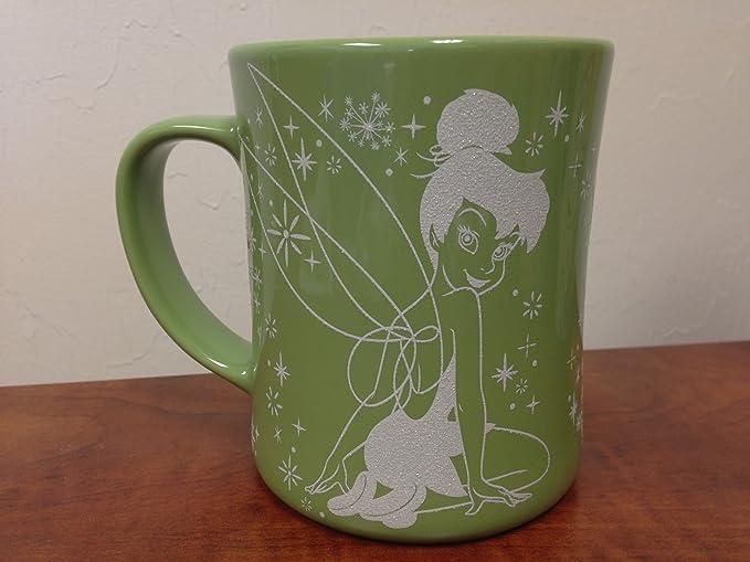 Fée Mug Brillant Peter Café Clochette Disney À Pan De 0v8NmnOw