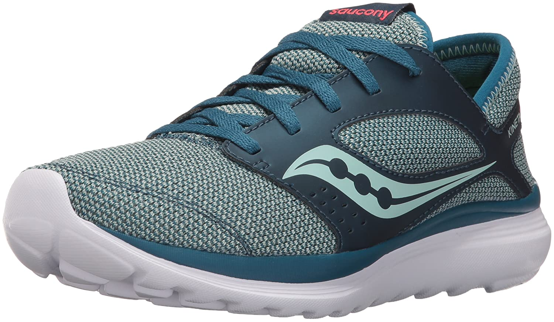Saucony Women's Kineta Relay Running Shoe B01GK1D3JC 6.5 B(M) US|Teal/Aqua